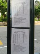 PlazaHollywood AIAFinancialCentre shuttle timetable eff 20140301