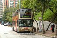 Yuen Long Park Bus Terminus 68E 20151128