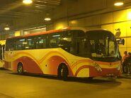 Kwoon Chung Bus MG1682 MTR Free Shuttle Bus TKL3 10-10-2019