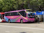 Keung Kee Tours UW1268 MTR Free Shuttle Bus E99M 13-06-2021