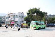 Tai Hang Village Minibus Stop(0219)
