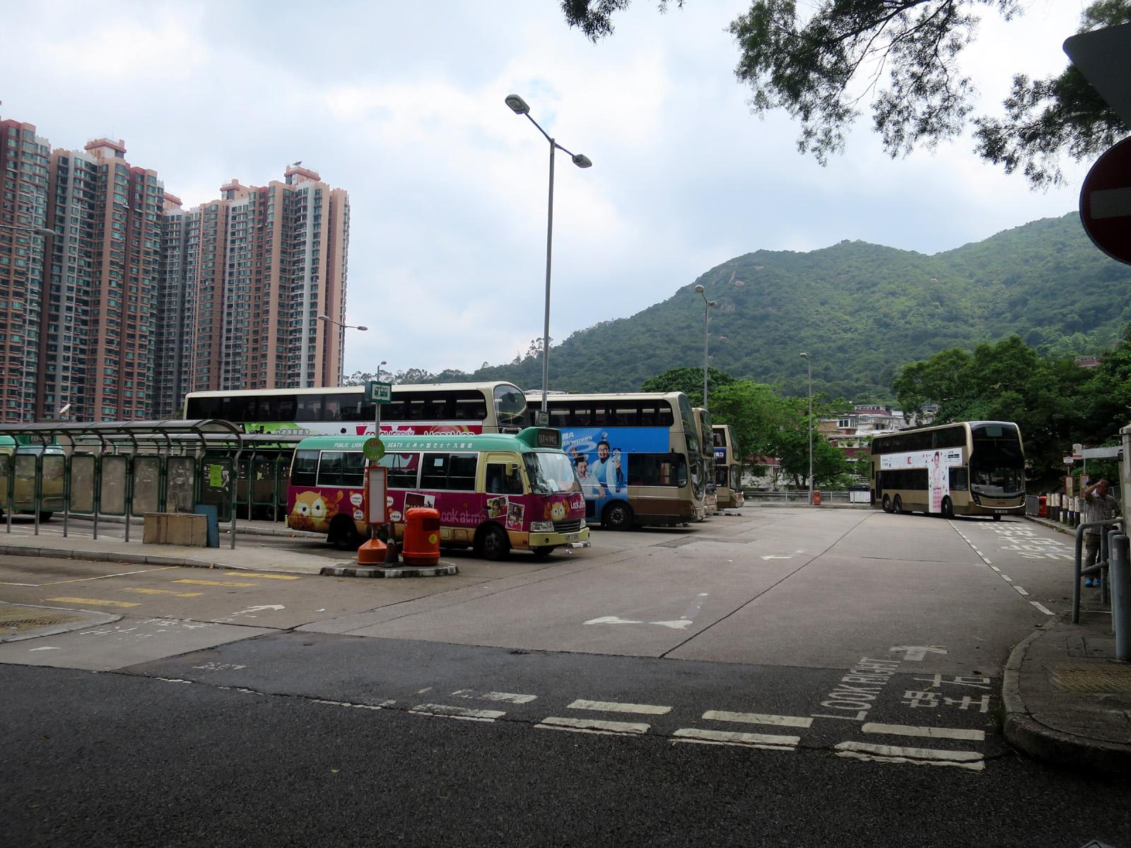 黃泥頭公共運輸交匯處
