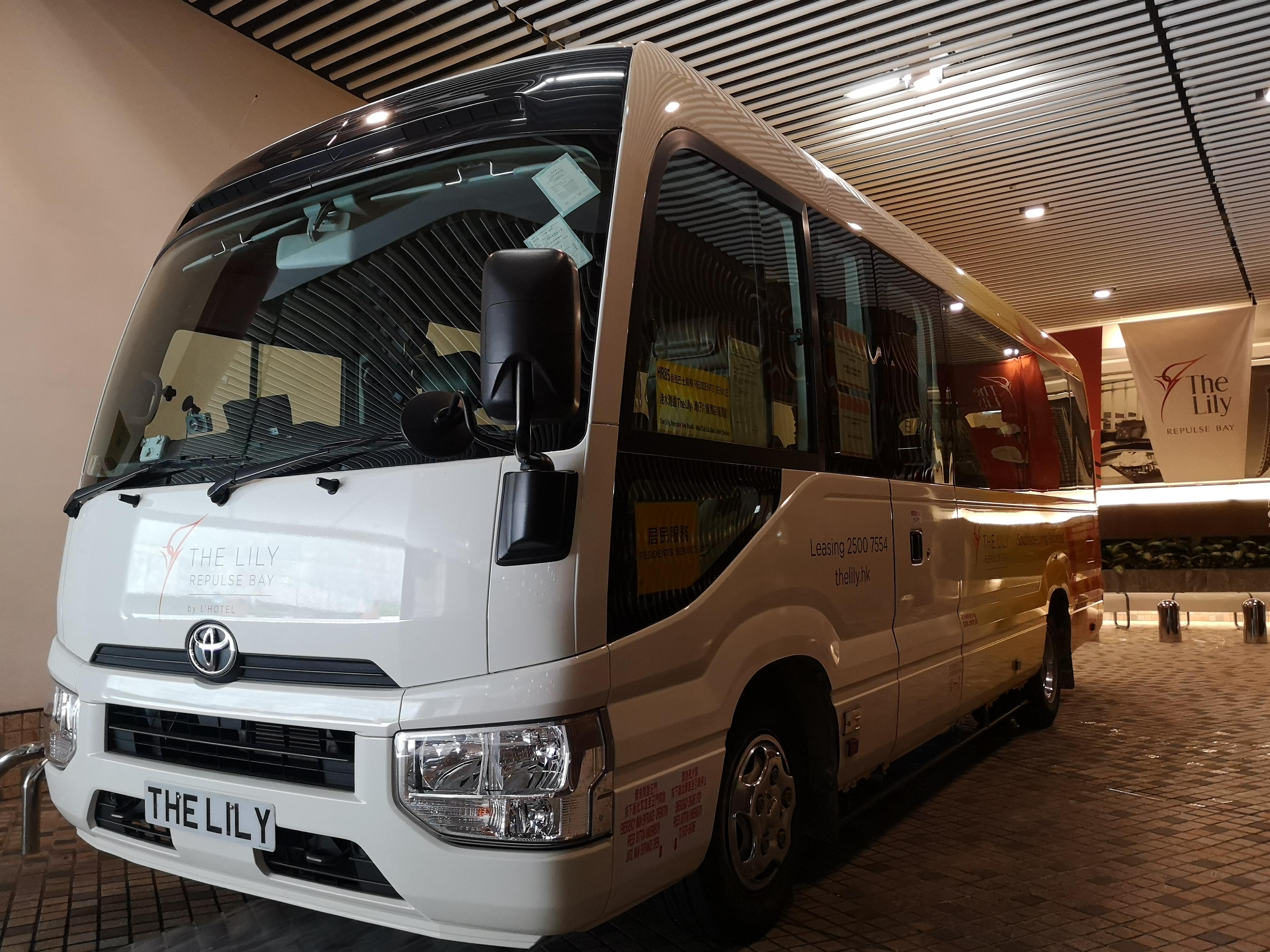 居民巴士HR85線