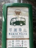 Monte Visto bus stop 15-07-2020