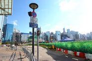 Wan Chai (North) Terminus entrance 201707
