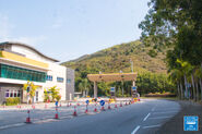 Discovery Bay Tunnel Toll Plaza 20210217