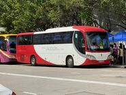 Jackson Bus VS4190 MTR Free Shuttle Bus E99M 13-06-2021