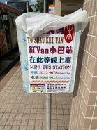 Shau Kei Wan to Shek O minibus stop 03-07-2021