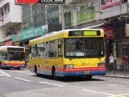 Citybus Volvo B6LE (with Jit Luen bodywork) 1344 HV4841 on Route 95C
