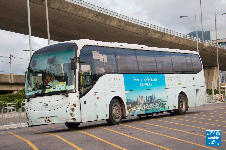 居民巴士NR766線