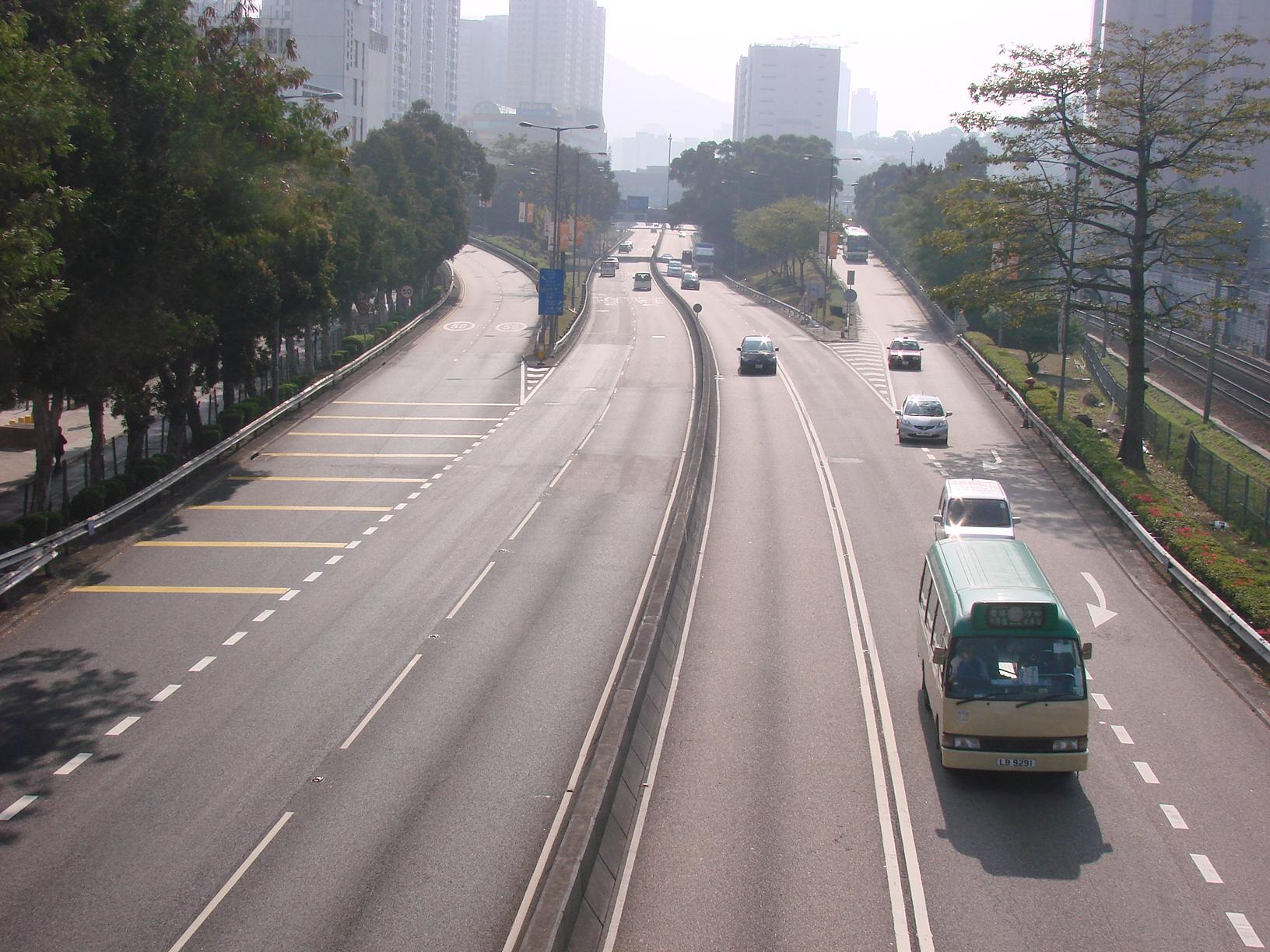 大埔公路 (沙田段)
