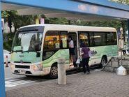 WZ8074 Jackson Bus NR537 23-07-2021