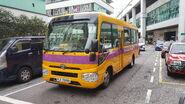 School Private Light Bus VJ7696