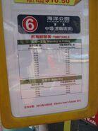 HKGMB 6 timetable 20131009