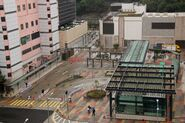 Kennedy Town Station PTI From Kwun Lung Lau