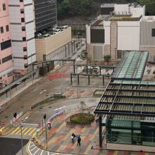 Kennedy Town Station PTI From Kwun Lung Lau.jpg