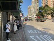 Kowloon Hospital bus stop 09-09-2021