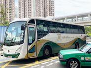 V ATHENA Kwoon Chung Bus NR826 15-07-2020