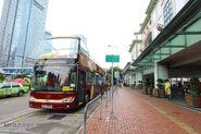 Central (Star Ferry) Bus Terminus 15C Big Bus 201709
