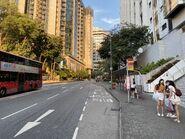 The Open University of Hong Kong bus stop 08-05-2021