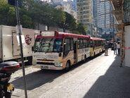 Mong Kok(Golden Era Plaza)Minibus Terminus 18-12-2020