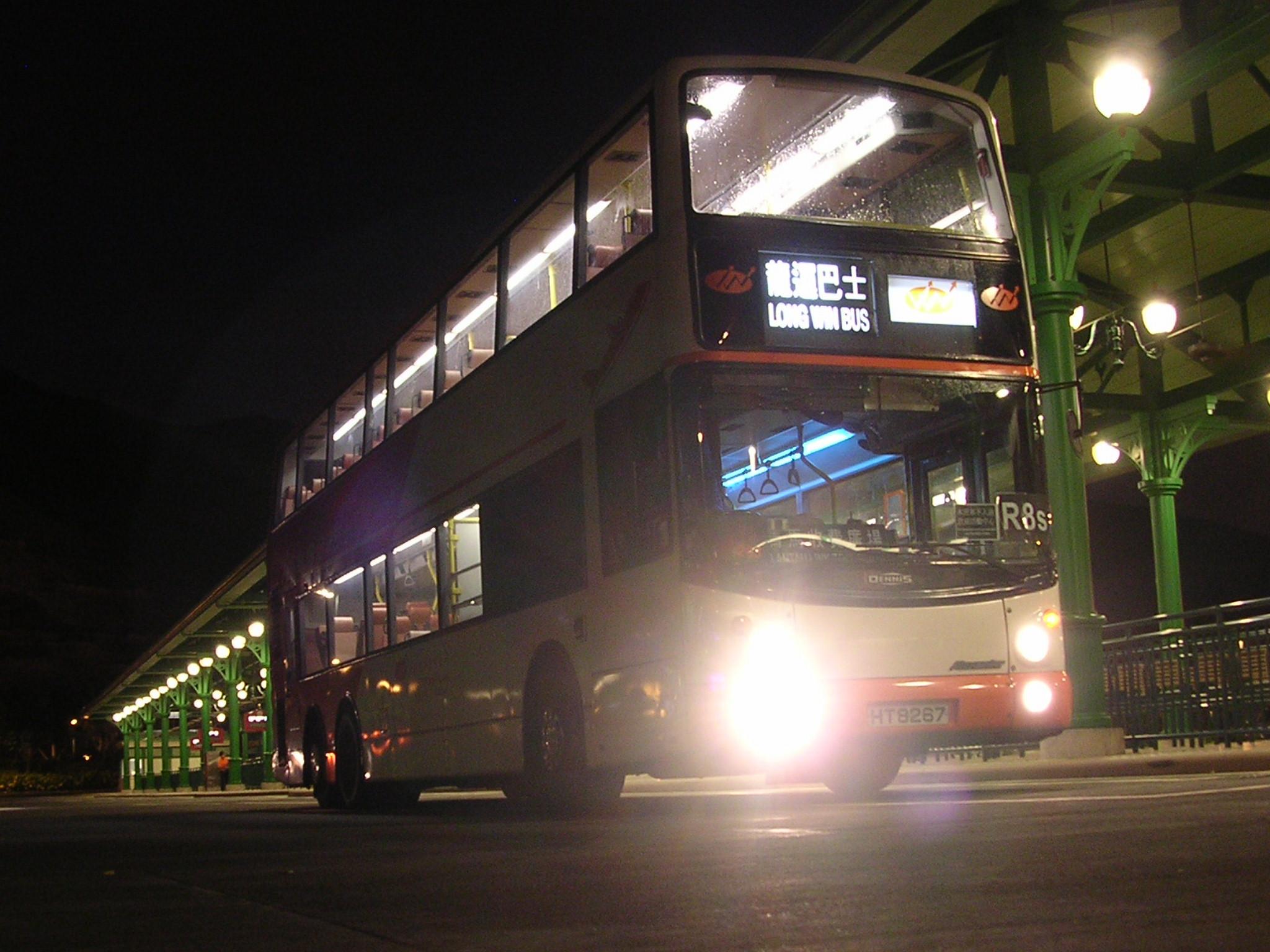 迪士尼樂園穿梭巴士R8S線