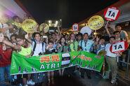 ATR1 Farewell ceremony 1
