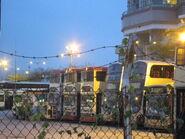 KMB TKO Depot bus