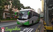 MA1706 EEBus HK To HZMB Zhuhai Port