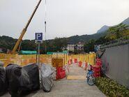 Nai Chung Temporary BT Pedestrian walkway 20201211