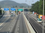 San Tin Highway San Tin Interchange