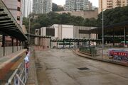 Kennedy Town Station PTI Access