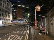 HKU West Gate bus stop 15-09-2021