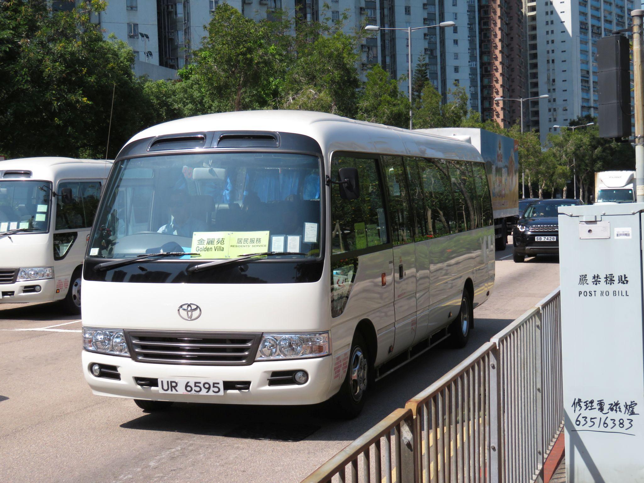 居民巴士NR320線