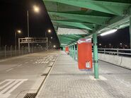 Tuen Mun to Chek Lap Kok Tunnel Interchange to Tuen Mun 15-01-2021