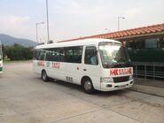 PH8463 Fairview Park free shuttle bus route 2