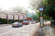 Hang Hau Road Bus Stop 20160515