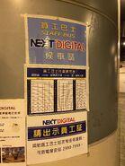 Next Media(Hong Kong Apple Daily) Staff Bus poster 23-06-2021