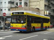 Citybus Volvo B6LE (with Jit Luen bodywork) 1356 HV6835 on Route M47