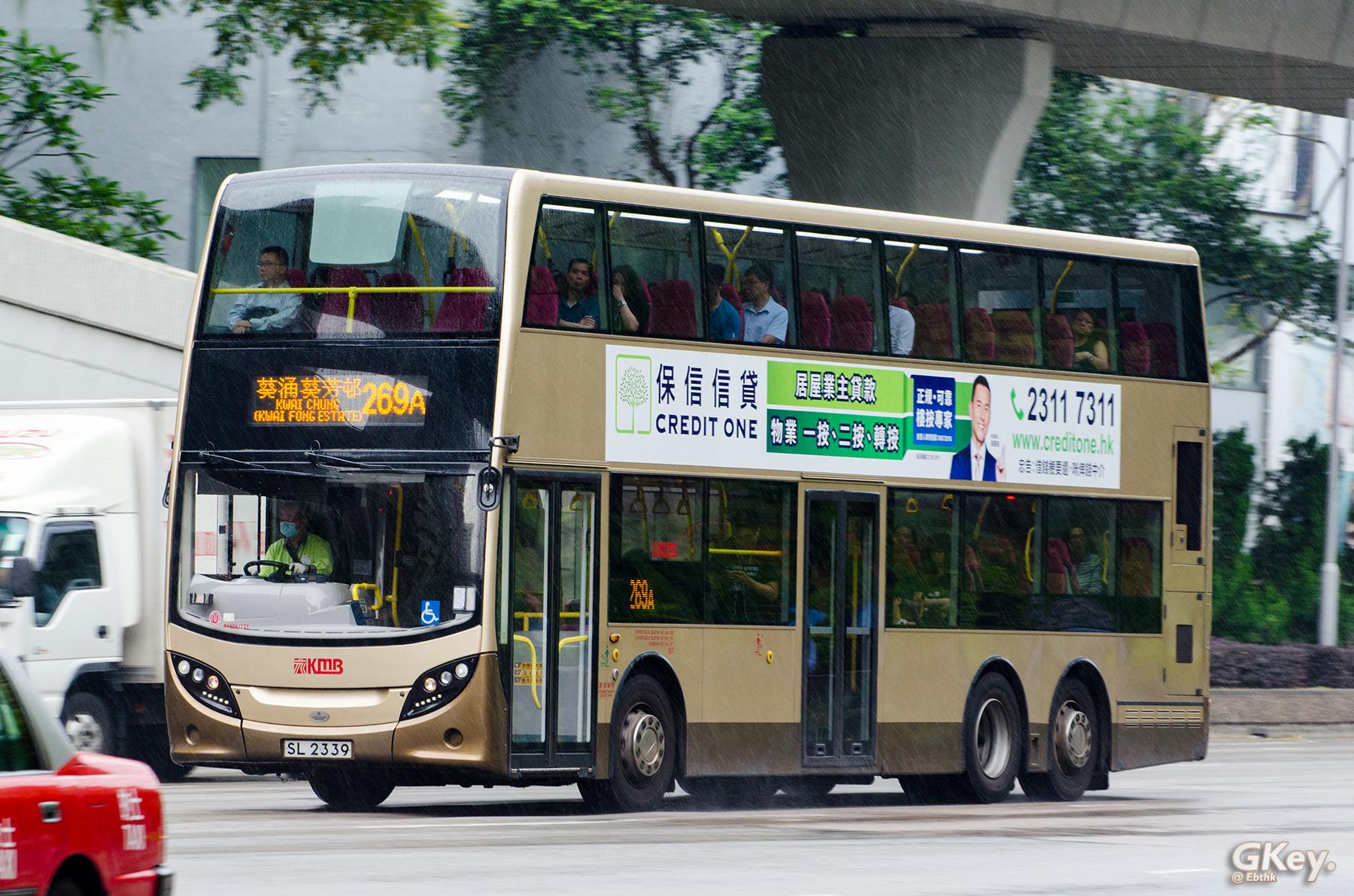 九巴269A線