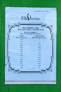 Larvotto - Harbour Building Shuttle Timetable