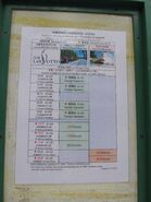 HR87 Central timetable 20131121