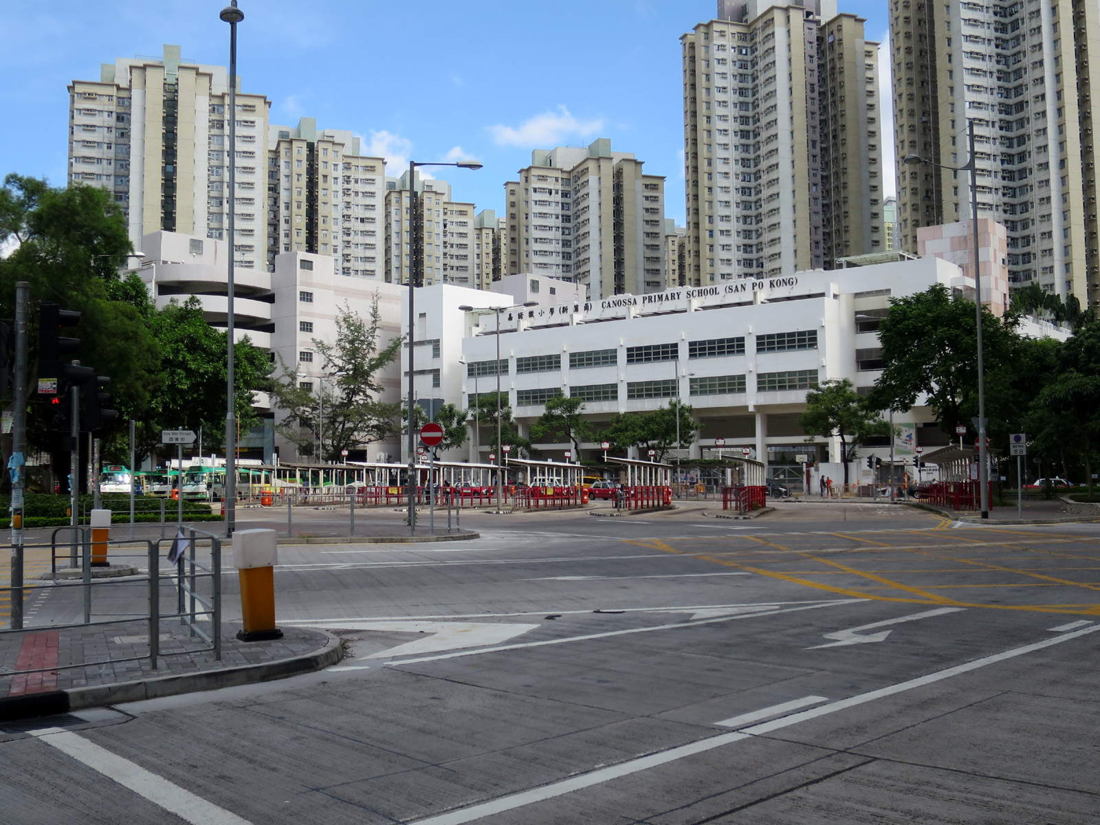 新蒲崗 (四美街) 總站