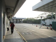 Sha Tau Kok Control Point Departure 3
