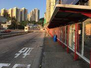 Eastern Harbour Crossing bus stop 20-08-2017