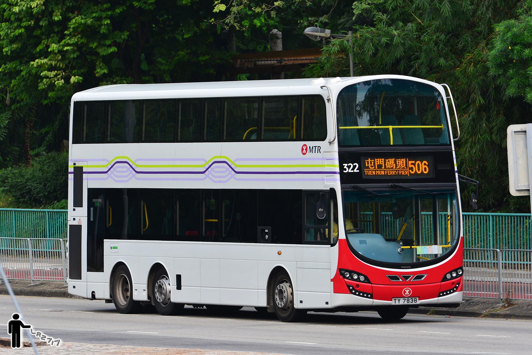 港鐵巴士506綫