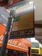 Tung Chung Cable Car Terminal bus stop 22-04-2015(1)