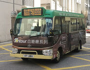 070019 ToyotacoasterKY2811,KL50