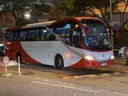 JW3299 Jackson Bus NR501 02-02-2021