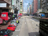Lai Chi Kok Road near Nam Cheong 20170622